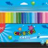 Фломастеры COLOR PEPS OCEAN, 24 цвета