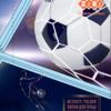 Папка для труда FOOTBALL, А4+ картонная,  на резинке Kids Line