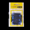 Капсулы с чернилами для перьевых ручек, 10шт, (синие, черные, фиолетовые)