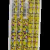 Карандаш графитовый НВ EMOTIONS с резинкой, 5 шт в блистере