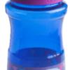 Бутылка для воды 500мл, из пищевого пластика, розовая