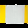 Обложки для учебников прозрачные с клапаном 270х505мм, 5 штук, 75мкм 28888