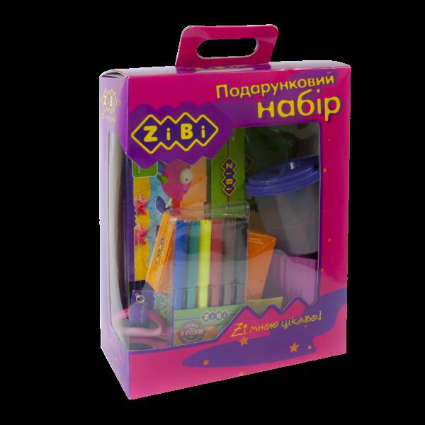 Набор канцелярский для детского творчества подарочный, 13 предметов, розовый