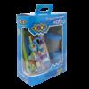 Набор канцелярский для детского творчества подарочный, 13 предметов, голубой