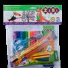 Набор для детского творчества ШКОЛЬНЫЙ на 6 предметов