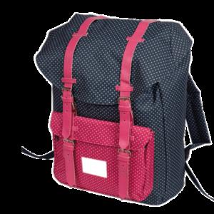 Рюкзак Simple PINK BELT ZB17.0636PB