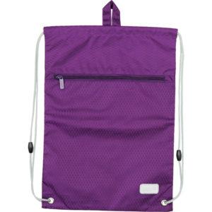 Сумка для обуви с карманом 601 Smart-18 K17-601-18, фиолетовая