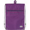 Сумка для обуви с карманом Kite Education Smart K19-601M-32, фиолетовая
