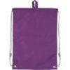 Сумка для обуви с карманом Kite Education Smart K19-601M-32, фиолетовая 29096