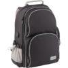 Рюкзак шкільний каркасный Kite Education K19-702M-4 Smart чорний 29661