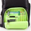Рюкзак шкільний каркасный Kite Education K19-702M-4 Smart чорний 29667