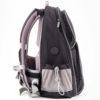 Рюкзак шкільний каркасный Kite Education K19-702M-4 Smart чорний 29666