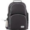Рюкзак шкільний каркасный Kite Education K19-702M-4 Smart чорний 29671