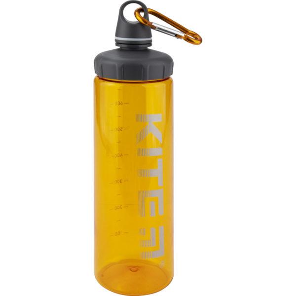 Бутылочка для воды, 750 мл. Kite K19-406-07, оранжевая