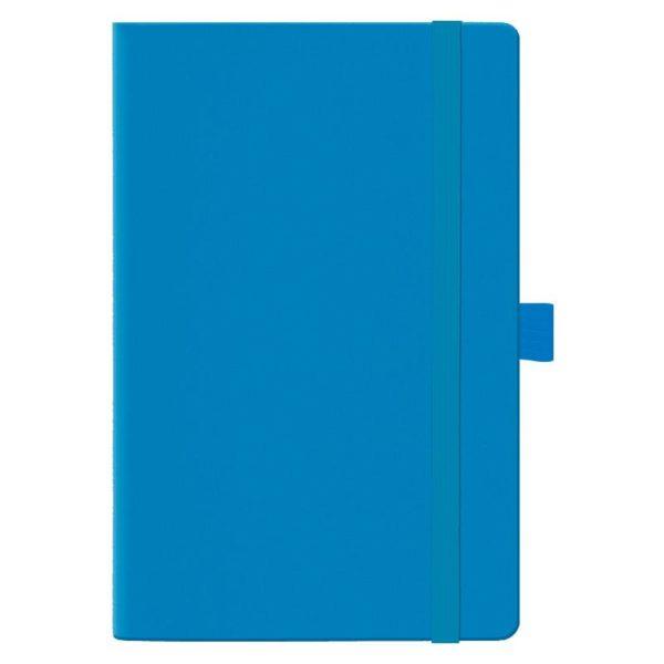 Еженедельник датированный А5-, 2020 SMART STRONG BRUNNEN, голубой