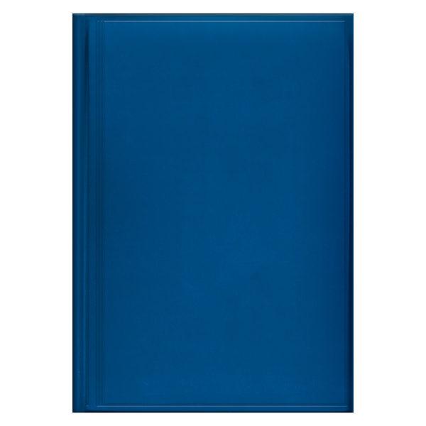 Ежедневник А5 недатированный BRUNNEN АГЕНДА TORINO ярко-синий