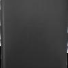 Ежедневник А5 недатированный MASTER, черный, блок в клеточку