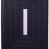 Ежедневник А5 недатированный MEANDER черный, кремовый блок