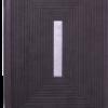Ежедневник А5 недатированный MEANDER серый, кремовый блок