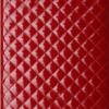 Ежедневник недатированный А4 DONNA красный, кремовый блок