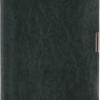 Ежедневник недатированный А4 SALERNO зеленый, кремовый блок, гибкий