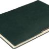 Ежедневник недатированный А4 SALERNO зеленый, кремовый блок, гибкий 32134
