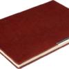 Ежедневник недатированный А4 SALERNO коричневый, кремовый блок, гибкий 32140