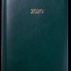 Ежедневник датированный 2020 FORCE, A5, зеленый