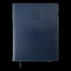 Еженедельник А4 2022 BRAVO (SOFT) синий