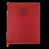 Еженедельник А4 2021 BRAVO (SOFT) красный