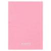 Записная книжка Stories, А5, 96л, твердая обложка, клетка, кремовый блок, розовая 34526