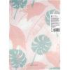 Блокнот на пружине сбоку, Forest, А5, 80л, в клетку, твердая обложка, сменный кремовый блок, розовый 34513
