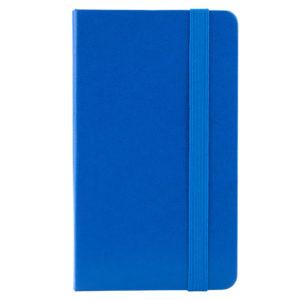 Еженедельник датированный А6-, 2020 Axent Pocket Strong, твердая обложка, кремовый блок, синий