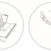 Нож канцелярский пластиковый, лезвие 18мм, с механизмом фиксации Twist-Lock, эргономичные вставки 34731