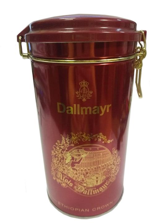 Кофе молотый в жестяной банке DALLMAYR Ethiopian Crown, 500г, 100% арабика