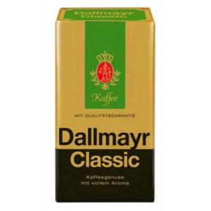 Кофе молотый DALLMAYR Classic, 250г, 65% арабика +35% робуста