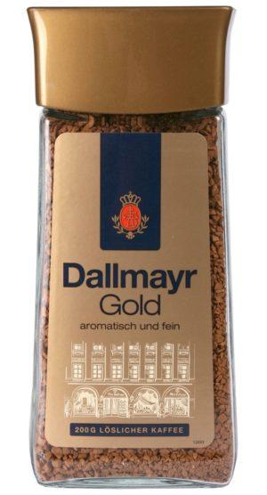 Кофе растворимый DALLMAYR Gold, 200г