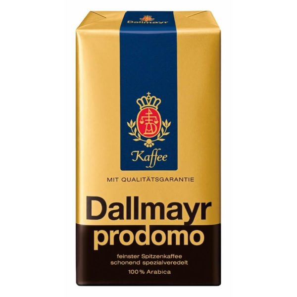 Кофе молотый DALLMAYR Prodomo, 250г, 100% арабика