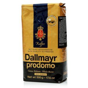 Кофе в зернах DALLMAYR Prodomo, 500г, 100% арабика