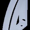 Лоток вертикальный РАДУГА с передней стенкой ( 4 цвета) 35139