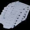 Лоток универсальный сборный 6 в 1 (черный, прозрачный, дымчатый) 35159