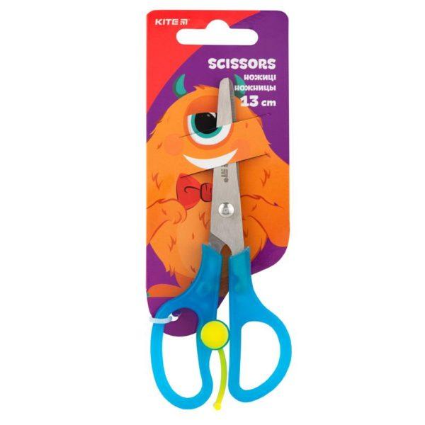 Ножницы детские с возвратным механизмом 13см Jolliers, K19-129