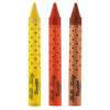 Мелки восковые JUMBO 8 цветов Hello Kitty, диаметр 12мм HK19-076 35301
