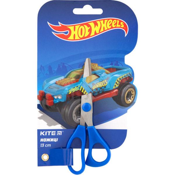 Ножницы детские 13см Hot Wheels, HW19-122