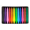 Мелки пластиковые 12 цветов, Jolliers K19-072-12, трехгранная форма 35376
