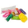 Тесто для лепки 8 шт Х 20г, 8 цветов +2 формочки, стек, в пластиковом ведерке Jolliers K-19-137 35414
