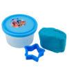 Тесто для лепки 3 шт Х 75г, 3 цвета, с формочками Shimmer & Shine, SH19-151 картонная упаковка 35420