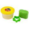 Тесто для лепки 5 шт Х 75г, 5 цветов, с формочками Shimmer & Shine SH19-152 картонная упаковка 35431
