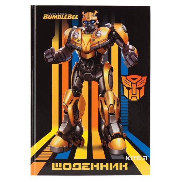 Дневник школьный Transformers-2 165х230мм, твердая обложка TF19-262-2