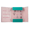 Папка для труда А4, на резинке, Kite Hello Kitty ламинированный картон, HK19-213 35910